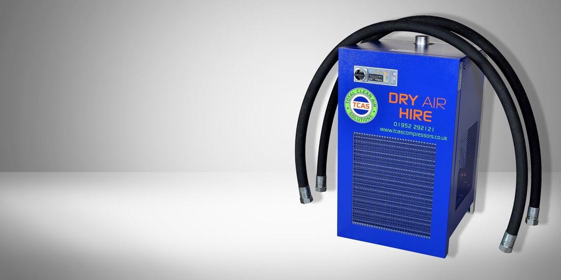 DRY AIR HIRE - Emergency, Short & Long Term Hire