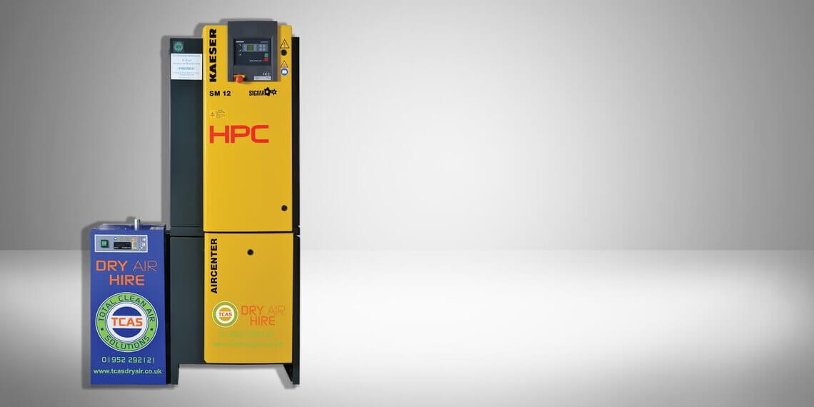 DRY AIR HIRE - Compressed Air Equipment