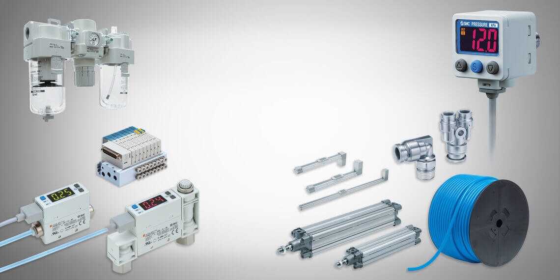 Pneumatics - Pneumatic Solutions For Automation
