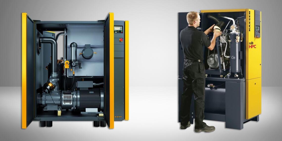 Air Compressor Repair Compressor Service Ultrasonic